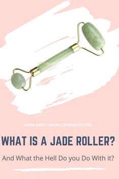 The many claims of this miracle in a mini rolling pin include; Reduce facial puffiness Smooth fine lines Decrease dark circles and under-eye bags, Helps your products penetrate more deeply into your skin. Beauty Kit, Best Beauty Tips, Beauty Hacks, Beauty Products, Beauty Secrets, Under Eye Bags, Tension Headache, How To Apply Mascara, Puffy Eyes
