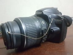 Nikon D3200 kèm Lens Nikon 18-55 VR