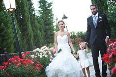 Nuevo reportaje fotográfico natural de la boda de Jorge + Silvia en la Finca la Alquería de Alcorcón. en nuestro Blog: http://miguelonievafotografo.com/blog/