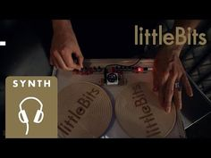 Synth Spin Table: a littleBits Project by littleBits