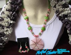It's too Cold! Time to Think Spring! Item from Mary's New Beadwork Collection! Check it out and all of Mary's Beautiful Designs.