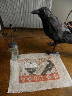 Beggar's Night - Threadwork Primitives