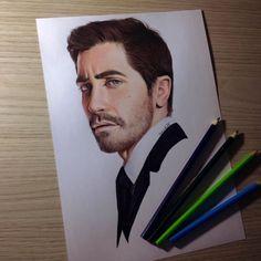 Jake Gyllenhaal finished.