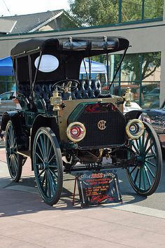 1912 International Auto Wagon