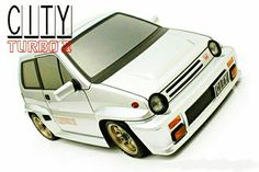 Honda City Turbo II (I drove one of these, what a blast - Lar Matré) Honda Type R, Automobile, Classic Japanese Cars, Kei Car, Honda Crx, Auto Retro, Honda Motors, Honda Jazz, City Car