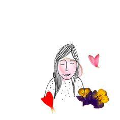 Happy Valentine! #valentine #GIF #love #illustration www.gk15.nl #studioGK15