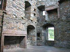 carsluith castle | Carsluith Castle Feature Page on Undiscovered Scotland