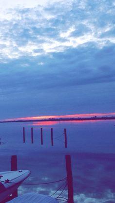 A pink sky #selfmade