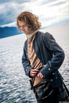James (Jamie) Fraser- Outlander, P&S Photography Cosplay