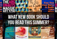 What New Book Should You Read This Summer