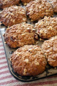 Flour Bakery/Boston Oat Cherry Muffins