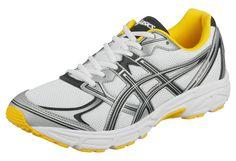 Größenhinweis , Fällt klein aus, bitte eine Größe größer bestellen., |Produkttyp , Laufschuh, |Schuhhöhe , Niedrig (low), |Farbe , Weiß-Gelb, |Herstellerfarbbezeichnung , WHITE/BLACK/YELLOW, |Obermaterial , Materialmix aus Synthetik und Textil, |Verschlussart , Schnürung, |Technische Funktionen , Atmungsaktiv, Optimale Dämpfung, |Sohlenart , Leicht profiliert, |Laufsohle , Gummi, | ...