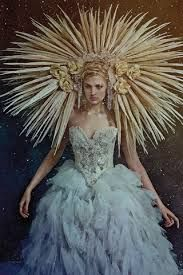 Ace #feather #headdress for a wow of a #wedding corset wedding dresses shoot - Google Search