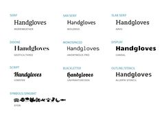 Many people and companies have tried hard to describe and classify typefaces. The most common method is the one introduced by ADOBE,  which you can see in the picture below. However, many font styl...