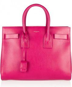 Sac de Jour radiant orchid Saint Laurent - #bag #pink #saintlaurent
