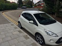 My car #fordka