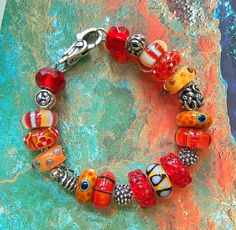 THRU THE FIRE!  Thank you Lori!  You have some great beads.