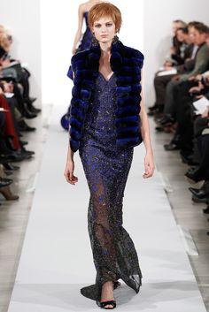 Oscar de la Renta Fall 2014 - NYFW - Fashion Runway