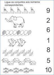 números del 1 al 10   niños   Pinterest   Números, Preescolar y ...