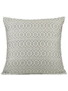 """Pillow Studio RUF Ambassador Size: 20"""" x 20"""" or 50 cm x 50 cm VELVETY SOFT COTTON PILLOW Handmade in Morocco: pillows, throws and bedspreads"""