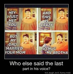 Dude i went from Carly Rae Jepson voice to Josh's voice in a fraction of a second Drake Bell, Drake And Josh, Funny Quotes, Funny Memes, Nice Quotes, Tv Quotes, Song Quotes, It's Funny, Call Me Maybe