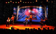 Seen at Guest Competition Finale 1 on #halcruises #dwtsatsea