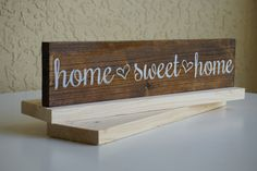 Custom wood sign. Make your own sign. Personalized by Bridges2You