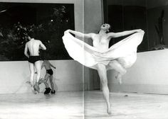 Two Cigarettes in the Dark- Pina Bausch
