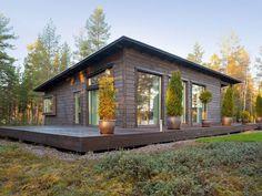 Fínsky domček ako splnenie sna o ideálnom bývaní? - foto dňa | Mojdom.sk