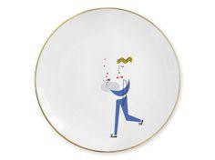 """""""Waiter"""" plate / Talerz """"Kelner"""""""