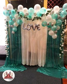 Wedding Reception Backdrop, Glass Vase, Backdrops, Weddings, Decor, Decoration, Wedding, Dekoration, Inredning