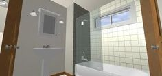 window in shower - Google Search