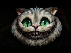 ❤1❤Cheshire Cat inspired by Alice in Wonderland Tim Burton ❤reupload❤ - YouTube