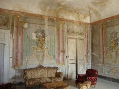 Italian Villas: Villa Lampedusa ai Colli, Palermo, Sicilia, Italy Small Group Tours, Small Groups, Italian Villa, Sustainable Tourism, 17th Century, Tuscany, Rome, Italy, Aesthetics