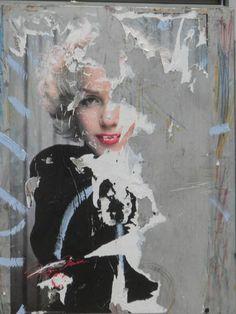 Marilyn Monroe, Street Art, Grafitti, Pop Art.