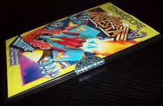 Terra Cresta (1986), C64 sealed disk wallet
