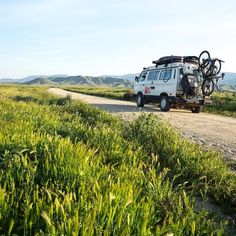 In our three years of vanlife this was our first true plains experience. You see much of the plains have disappeared swallowed by urbanization and mono cropping a result of our seemingly insatiable thirst for convenience. On Carrizo plain we time traveled back 300 years to a lesser tamed era. Here every blade dances in the light breeze with purpose and the infinite silence profoundly whispers secrets of the universe that I try and try to understand but am left with a faint feeling. Perhaps…