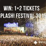 Festivaltipps mit dem Gillette BODY (+ Verlosung splash! Tickets) #win #splash #festival  #tickets