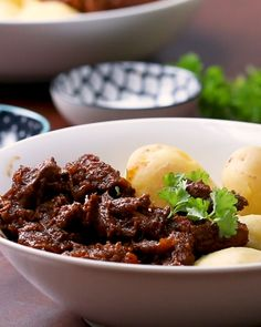 Beef Beer Goulash Recipe by Tasty
