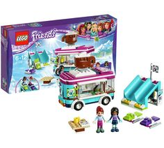 ✅ Buy LEGO Friends Snow Resort Hot Chocolate Van - 41319 at Argos.co.uk - Your Online Shop for LEGO, LEGO and construction toys, Toys.