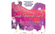 Türkiye İnovasyon Haftası 2016  Afiş Tasarım Yarışması - http://www.tasarimyarismalari.com/turkiye-inovasyon-haftasi-2016-afis-tasarim-yarismasi/
