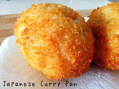 VeganMoFo Day 7: Japanese Curry Pan