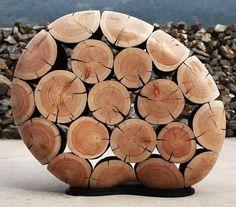 Troncos desechados convertidos en elegantes esculturas de madera por Jae-Hyo Lee | FURIAMAG | Visibilizamos - Inspiramos - Conectamos