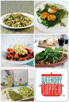Verdant Recipes for #WeekdaySupper