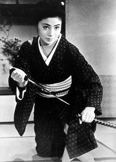 藤純子 Junko Fuji-Japanese actress