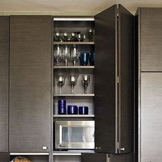 Kitchen Cabinet Types: Frameless or Euro Cabinets