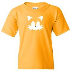 Custom Sega Video Game Sonic Birthday Shirts - TurnTo Designs – SWALKERDESIGNS & WCMI/TurnTo Designs