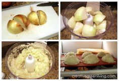 How to Preserve Onions in Your Freezer ~ Creative Green Living