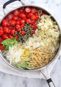 Magical One Pot Pasta