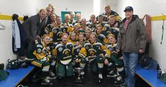 The Humboldt Broncos, a junior hockey team from Saskatchewan, Canada, were involved in a serious bus accident while on the way to their next game. The Royal Canadian Mounted Police confirmed that 15 are dead and another 14 have been sent to hospital. Hockey Teams, Hockey Players, Ice Hockey, Youth Hockey, Hockey Mom, Team Player, Broncos Players, Canada Hockey, Haunting Photos